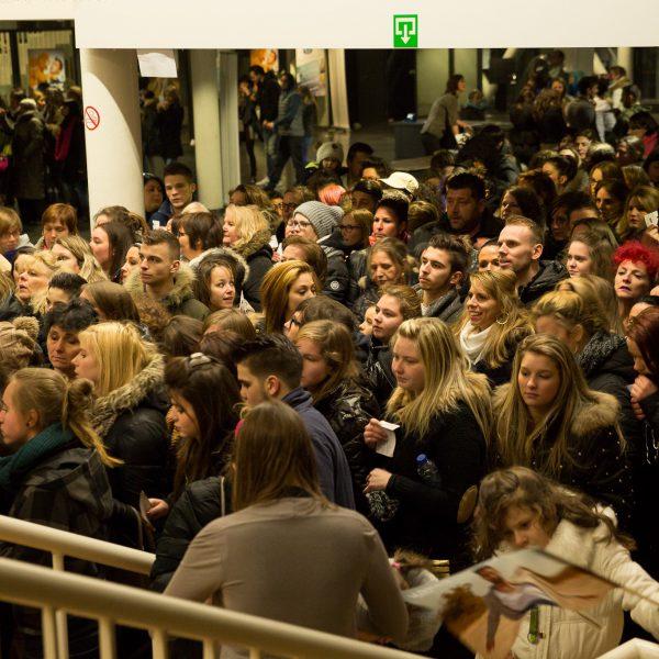 Smile and song festival à Louvain la neuve