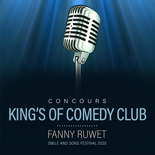 Concours - King's of comedy club